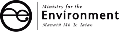 Ministry for the Environment logo